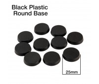 Round Bases 25mm