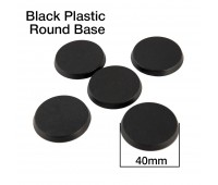 Round Bases 40mm