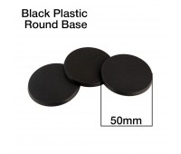 Round Bases 50mm