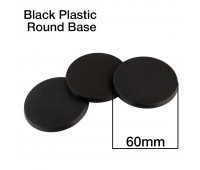 Round Bases 60mm