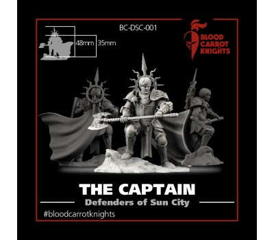 The Captain 28mm