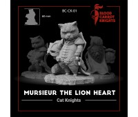 Mursieur The Lion Heart