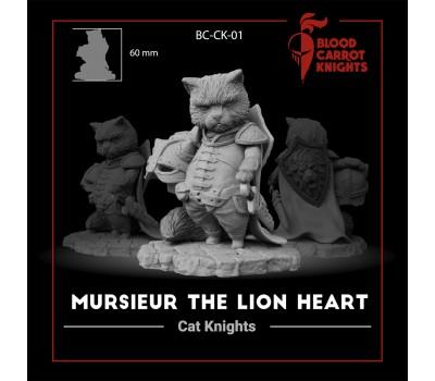 Mursieur The Lion Heart