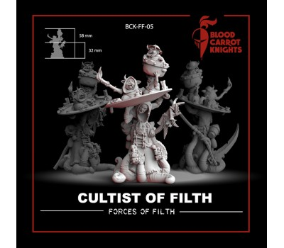 Cultist of the Filth