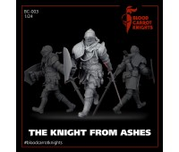 The Knight from Ashes 1/24 mm