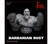 Barbarian Bust 1/10
