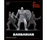 Barbarian 75 mm