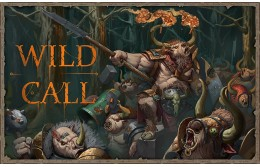 Wild Call minotaurs from Blood Carrot Knights