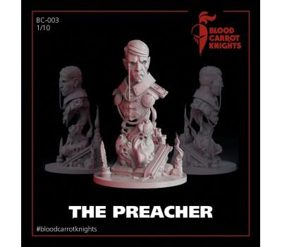 Preacher Bust 1/10