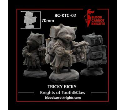 Blood Carrot Knights - Tricky Ricky