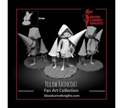 BloodCarrotKnights - Yellow Raincoat