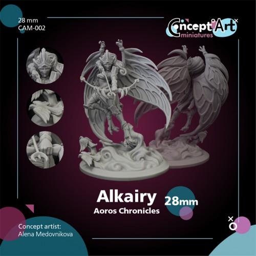 Alkairy 28mm by Alena Medovnikova