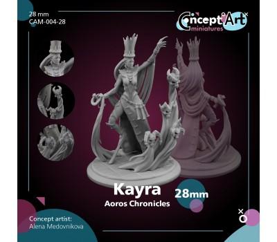 Kayra 28mm by Alena Medovnikova