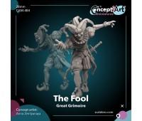 The Fool 28mm by Anna Zemlyanaya