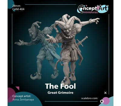 The Fool 28mm