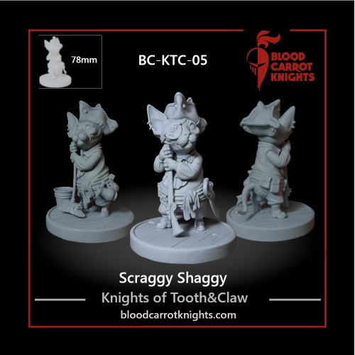 Scraggy Shaggy