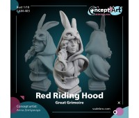Red Riding Hood 1/10 by Anna Zemlyanaya