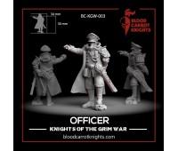 Офицер 5-го полка де Вита