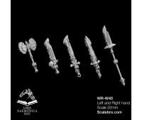 Weapon Obsidian