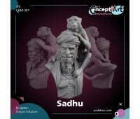 Sadhu by Stepan Nikolaev
