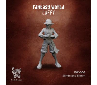 Scalebro — Luffy