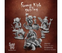 Forest Kith Goblins All Miniatures