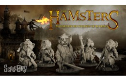 Hamsters An Unexpected Journey of Rodents Kickstarter available on our site!