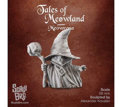 Meowrona Tales of Meowland