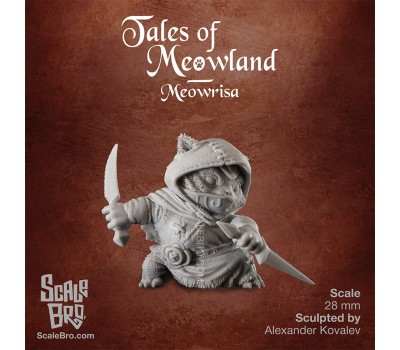 Meowrisa Tales of Meowland