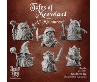 Все миниатюры серии Сказки Мурландии