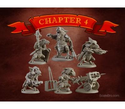 Nutracker Guards (vol4)