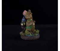 Samouse miniature painted