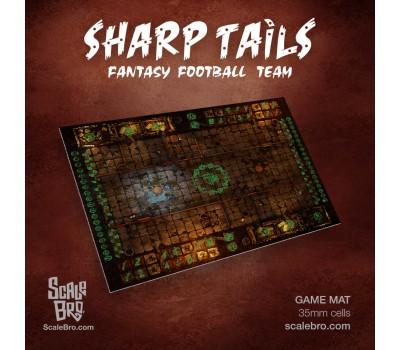 Sharp Tails Game Mat