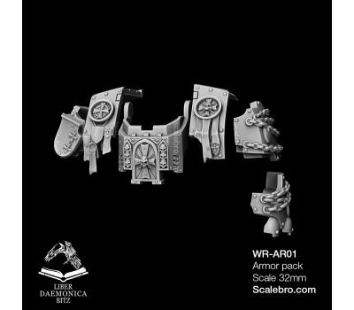 Liber Daemonica Bitz — Armor Temple