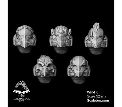Helmets Crow type