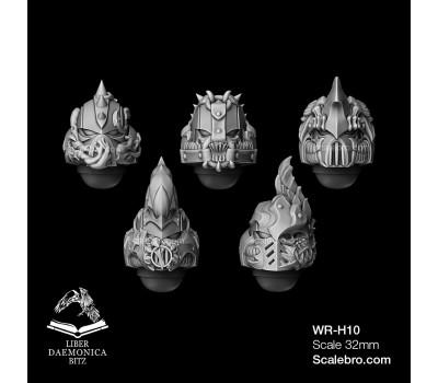 Helmets Dolor type