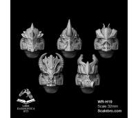 Helmets Draco type