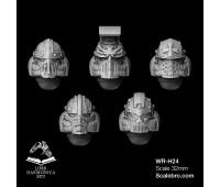 Helmets Fist type