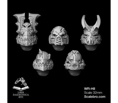 Helmets Hasher type