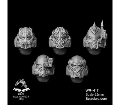 Helmets Hydra type