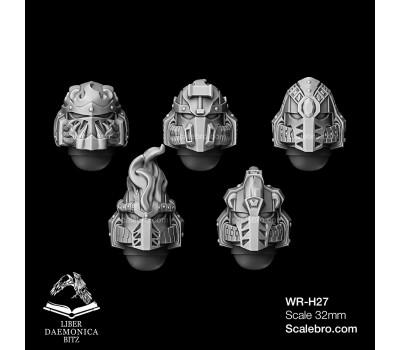Helmets Magma type
