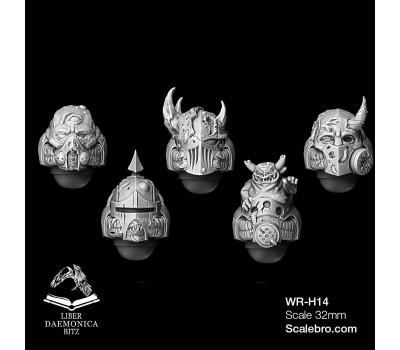Helmets Morbus type