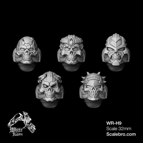 Helmets Mortis type