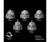 Шлемы Obsidio тип