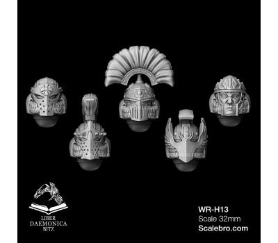 Helmets Romanus type