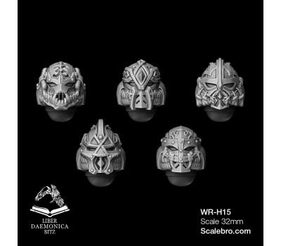 Helmets Skald type