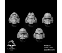 Helmets Equitas type