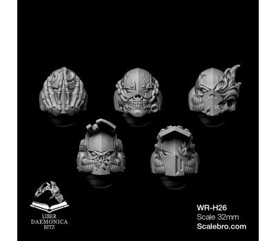 Helmets Fallen type