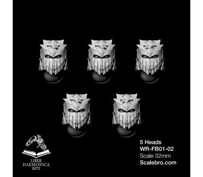 Heads 1 type Hawks