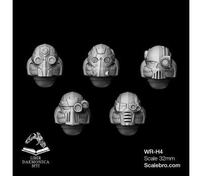 Helmets Iron type